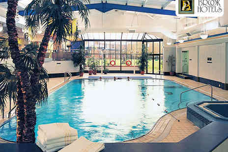 Brook Mollington Banastre Hotel  - Spa Day with 25 Minute Treatment, Bubbly, Light Lunch, and Use of Facilities for Two   - Save 46%