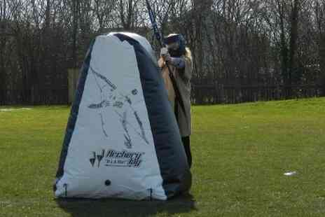 Archery Adventures - Half Day Archery Tag Experience - Save 0%