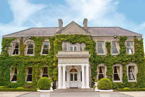 Finnstown Castle Hotel - One Night Dublin Castle Hotel Stay for Two with Three Course Dinner on One Night and Late Checkout - Save 54%