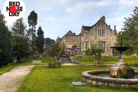 Monk Fryston Hall Hotel - One Night  North Yorkshire Manor House for Two with Breakfast Daily and a Three Course Dinner - Save 40%