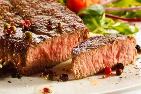 The Yard - Two Course Steak Meal For Two - Save 57%
