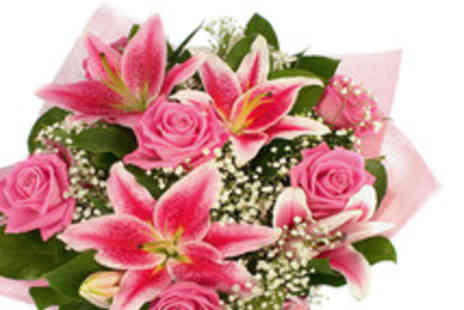 Serenata Flowers - Floral Bouquet of Your Choice with Delivery Included - Save 52%