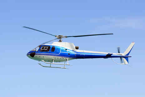 Experify - Buzz Sightseeing Helicopter Flight  - Save 51%