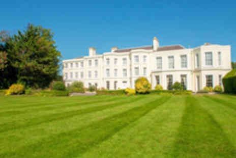 Burnham Beeches Hotel - One night  Burnham Beeches Break in a Georgian Country House with a Three Course Meal - Save 31%