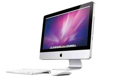 Buyer Area  - Apple iMac with Keyboard and Mouse including Delivery - Save 0%