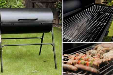 Limited Bisome - Oil Drum Barbecue Set - Save 53%