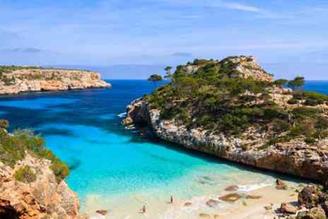 A1 Travel - Four night Majorca Break with Sea View Room Upgrade - Save 0%