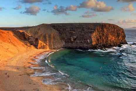 A1 Travel - Four night All Inclusive Lanzarote Break with Flights - Save 0%