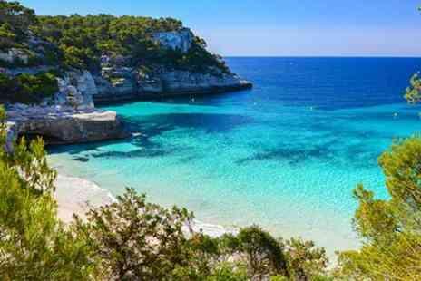 A1 Travel - All Inclusive Menorca Break with Flights & Transfers - Save 0%