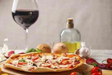 Maverick Pizza - Pizza and Wine  - Save 34%