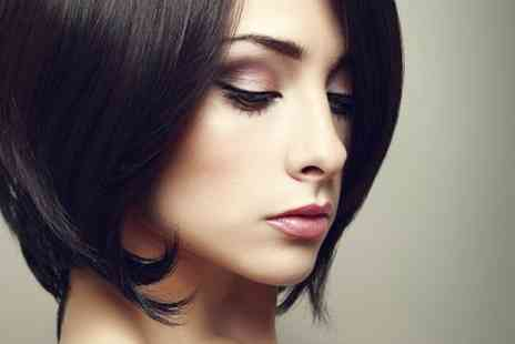 Central Cuts - Cut and Blow Dry With Conditioning Treatment  - Save 64%