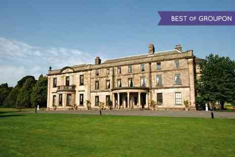 Best Western Beamish Hall Hotel - One Night stay For Two With Breakfast  - Save 0%
