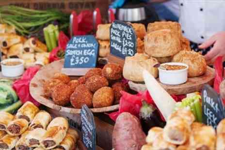 Liverpool Food & Drink Festival  - Entry for 2 at Easter Weekend Food Festival - Save 50%
