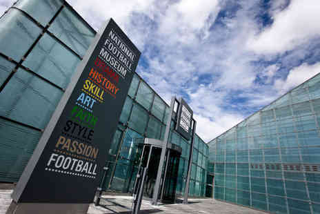 National Football Museum - One ticket to The National Football Museum with interactive Football Plus activities - Save 50%
