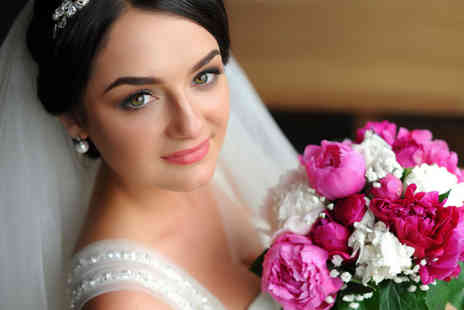 Kristina Lynne - Bridal MAC makeup package including a goody bag - Save 63%