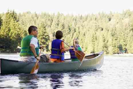 Kayakhub Exeter - Half Day Family Canoe Hire - Save 44%