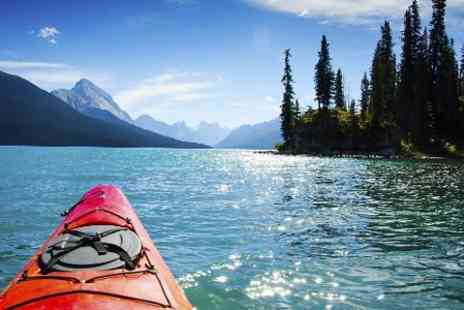 Go Country - Canoeing and Cliff Jumping  - Save 56%