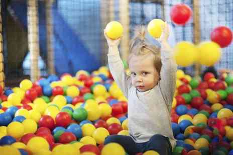 Club World - Kids Party With Food and Drink - Save 40%