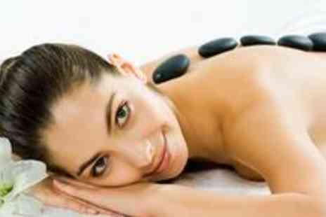L S Beauty - One hour hot stone massage worth £50 - Save 72%