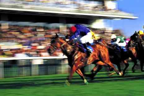 Royal Windsor Racecourse - Two Tickets to Royal Windsor Racecourse - Save 51%