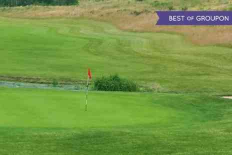 South Chesterfield Golf Club - Day of Golf For Two - Save 68%