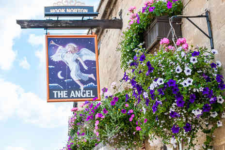 The Angel - Quintessential Cotswolds Escape for Two - Save 0%