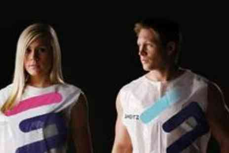 Sweatz Sportz - 20 Sweatz Vests from Sweatz Sportz worth £19.96 - Save 60%