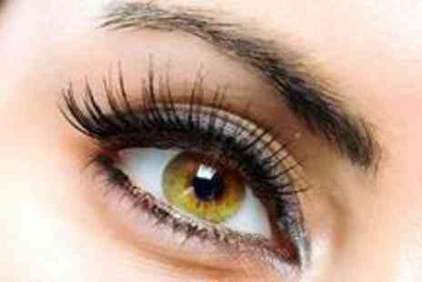 Absolute Nails And Beauty - Full set of eyelash extensions and an ANB eyebrow treatment - Save 77%