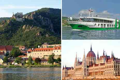 Danube Cruise - Five night stay Danube cruise on DCS Amethyst Ship with full board & more - Save 60%