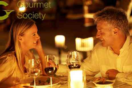 The Gourmet Society  - 12 Month Gourmet Society Membership - Save 50%