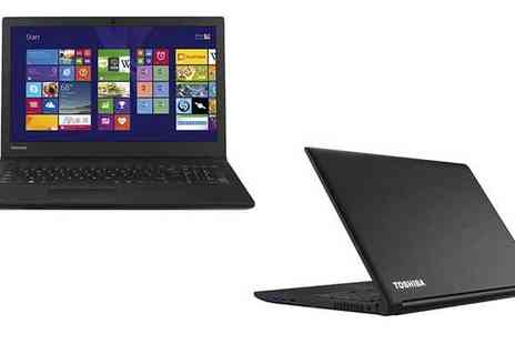dabs outlet  - Toshiba Satellite Pro 500GB Laptop - Save 28%