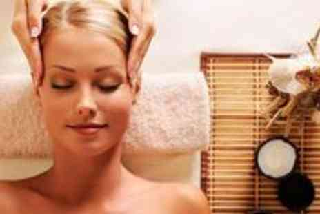 Divine Hair & Beauty - Prescription facial and an Indian head massage worth £58 - Save 74%