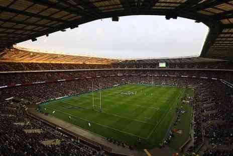 Rugby Football Union - Entry to Twickenham Tour and Museum - Save 25%