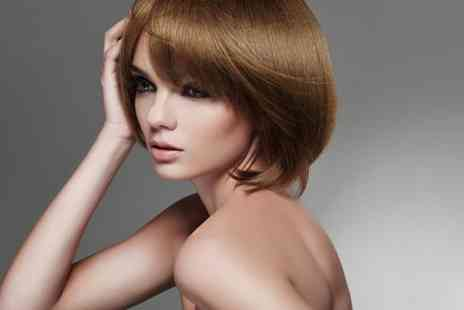 Gallery Of Beauty - Keratin Treatment With Wash and Cut  - Save 77%