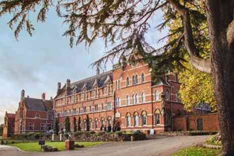 Stanbrook Abbey   - Grand Abbey Hotel stay  with Dinner  - Save 40%