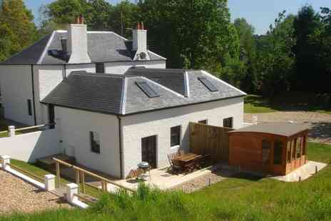 The Old Schoolhouse - Four night midweek self catering stay for up to Six   - Save 53%