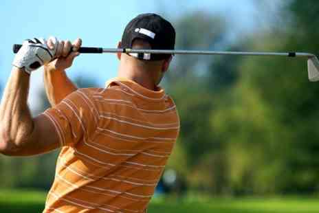 Sion Bebb Golf Professional - Sion Bebb Golf Professional Lesson For One - Save 0%