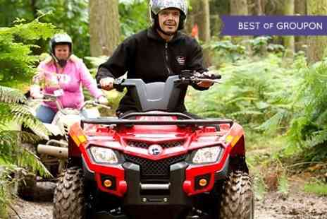 Heart of England - Quad Biking and Archery For One - Save 72%