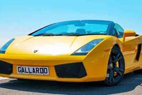 Experience - Sportscar  Driving with 1st Lotus Car Driving School - Save 0%