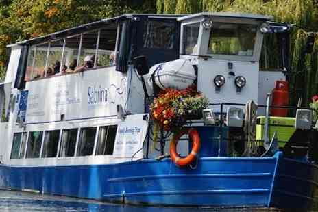 Sabrina Boat - River Severn Boat Cruise For One adult - Save 0%