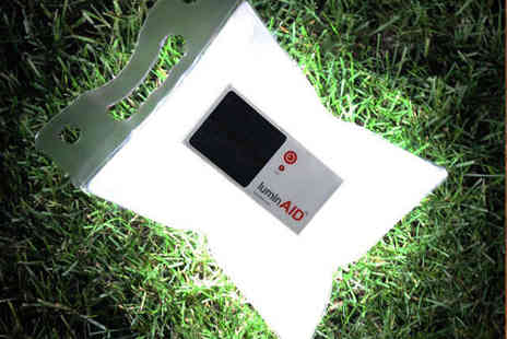 MyMemory - LuminAID Portable Solar Light, Delivery Included - Save 0%