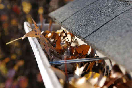 Ashcroft Pressure Washing Services - Gutter Cleaning or Pressure Washing - Save 78%