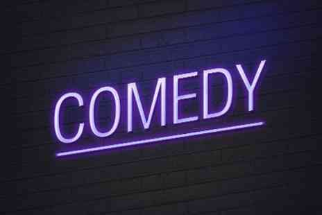 The Laughing Pod Comedy Club - Two Tickets to The Laughing Pod Comedy Club - Save 67%