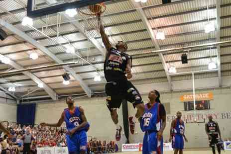 Leicester Riders - Ticket to Leicester Riders Basketball For One  - Save 42%