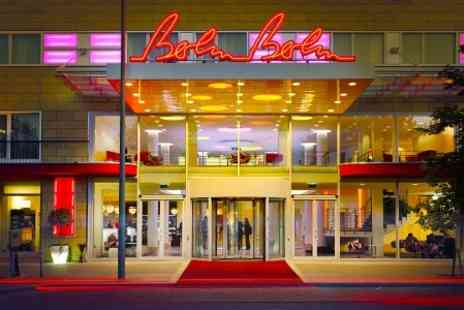 Hotel Berlin - One Night stay for Two With Breakfast and Complimentary Wi Fi - Save 0%