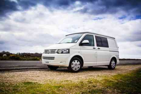 New Forest Campervans - Three Night VW Campervan Hire For Up To Four With New Forest Campervans - Save 45%