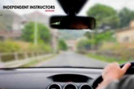 Independent Instructors Network - Three Hours of Driving Lessons - Save 68%