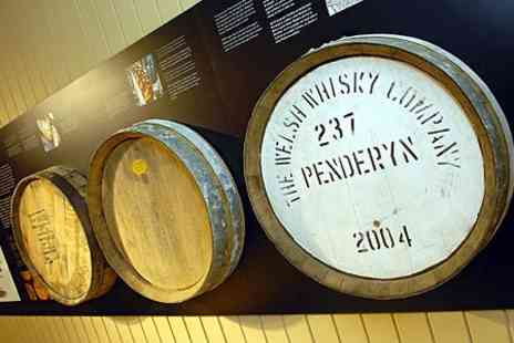 Penderyn Distilleryenderyn Whisky -  Whisky Tasting Tour For Two  - Save 59%