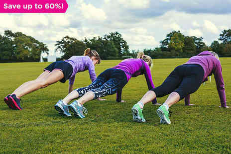 Motivate Bootcamp - Ladies Only Fitness Retreat - Save 60%