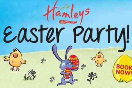 Hamleys Of London - Entry to Hamleys Easter Party For One  - Save 0%